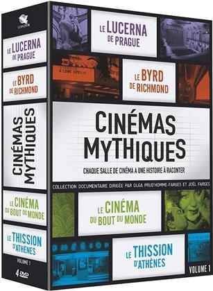 Cinémas Mythiques (4 DVDs)