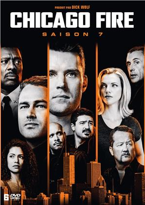 Chicago Fire - Saison 7 (6 DVDs)