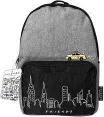 Friends - Friends Denim Backpack (Taxi)