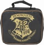 Harry Potter - Harry Potter Lunch Bag (Basic Style) Black Hogwarts