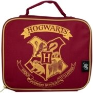 Harry Potter - Harry Potter Lunch Bag (Basic Style) Red Hogwarts