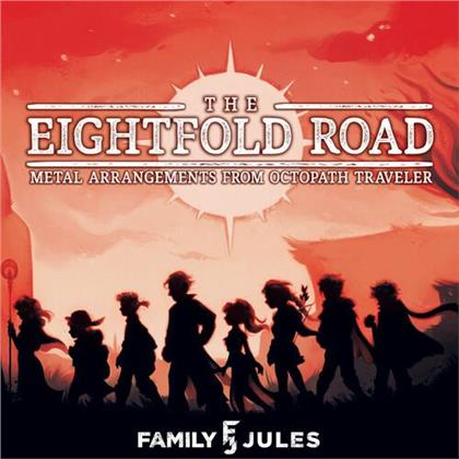 Family Jules - Eightfold Road: Metal Arrangements From - SOT
