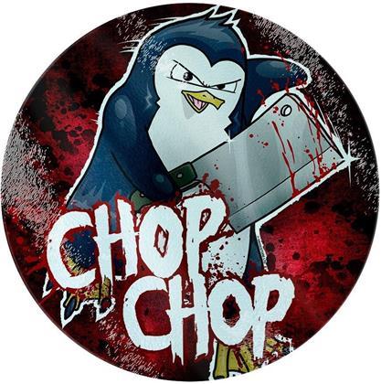 Psycho Penguin - Chop Chop - Chopping Board