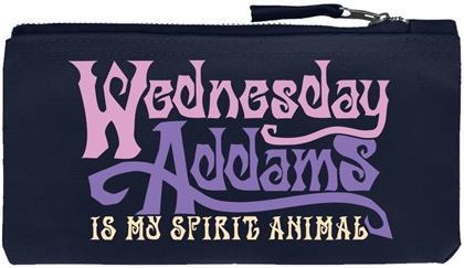 Wednesday Addams Is My Spirit Animal - Pencil Case