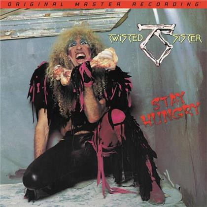 Twisted Sister - Stay Hungry (Limited, Mobile Fidelity, 2020 Reissue, LP)
