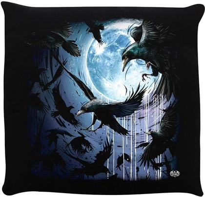 Spiral - Crow Moon - Cushion