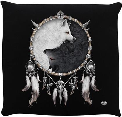 Spiral - Wolf Chi - Cushion