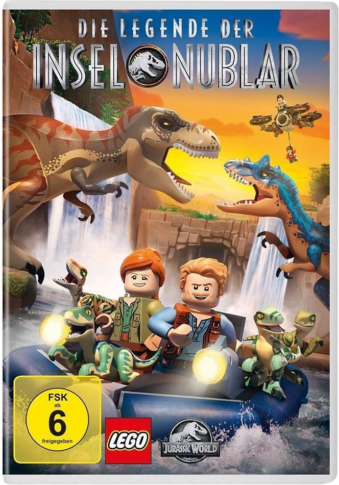 LEGO: Jurassic World - Die Legende der Insel Nublar - Mini-Serie (2 DVDs)