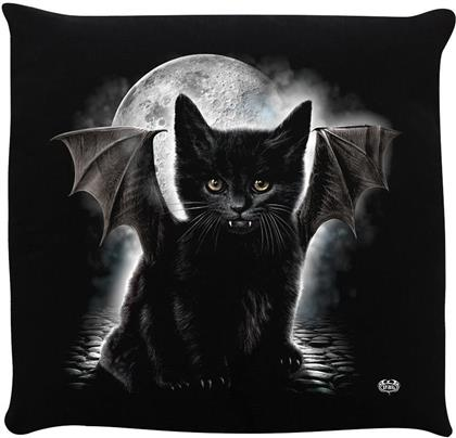 Spiral - Bat Cat - Cushion