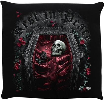 Spiral - Rest In Peace - Cushion