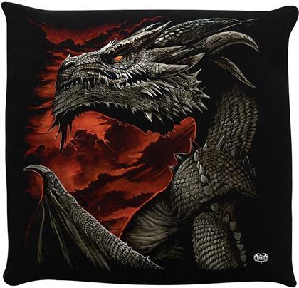 Spiral - Majestic Dragon - Cushion