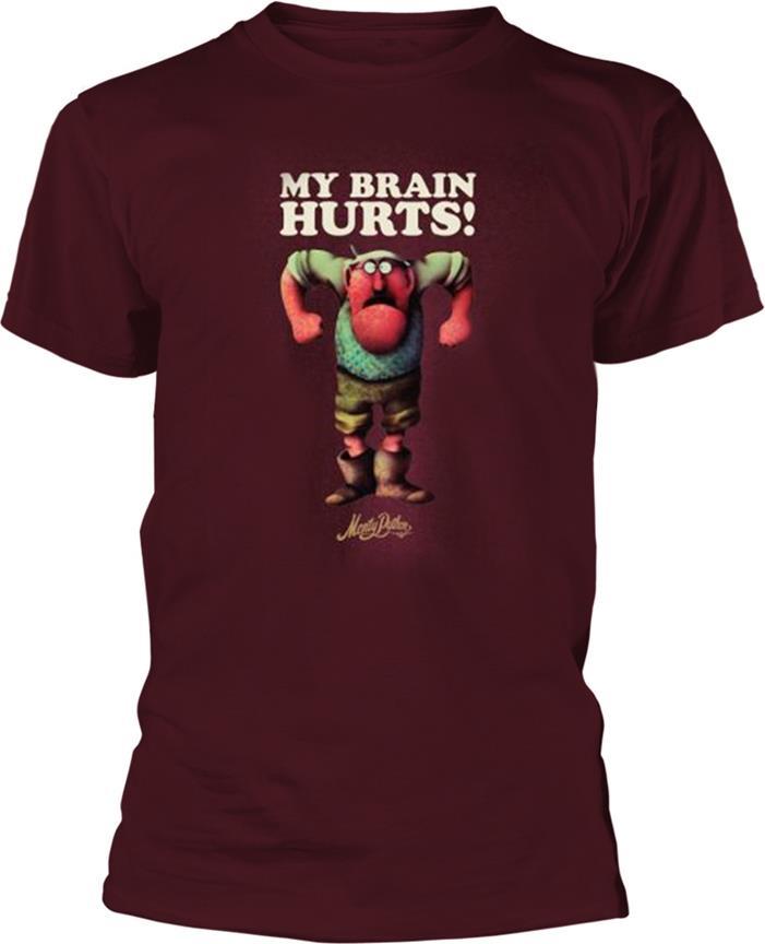Monty Python - My Brain Hurts - Grösse M