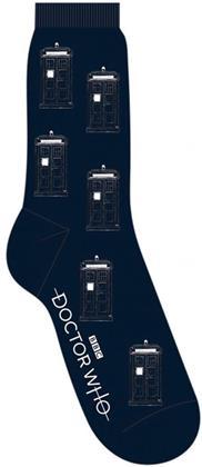 Doctor Who - Multi Tardis (Socks)