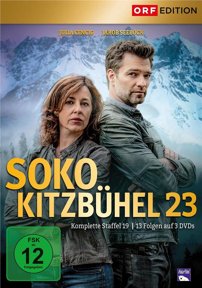 SOKO Kitzbühel - Vol. 23 (3 DVDs)