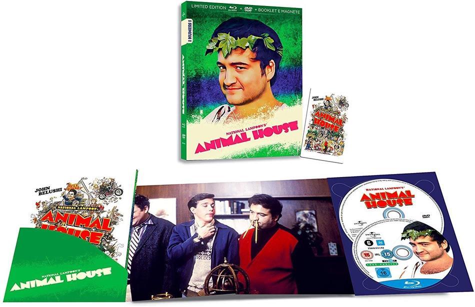 Animal House (1978) (I Numeri 1, Edizione Limitata, Blu-ray + DVD)