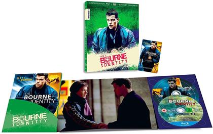 The Bourne Identity (2002) (I Numeri 1, Limited Edition, Blu-ray + DVD)