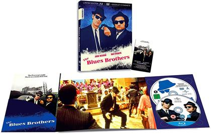 The Blues Brothers (1980) (I Numeri 1, Papersleeve Limited Edition, Limited Edition, Blu-ray + DVD)