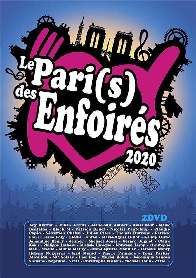 Les Enfoirés - Le Pari(s) des Enfoirés 2020 (2 DVDs)