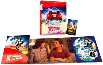 Ritorno al Futuro (1985) (I Numeri 1, Limited Edition, Blu-ray + DVD)