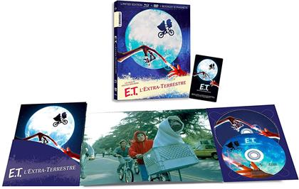 E.T. - L'extra-terrestre (1982) (I Numeri 1, Limited Edition, Blu-ray + DVD)