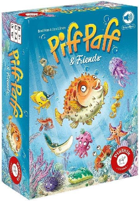 Piff Paff & Friends
