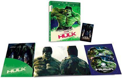 L'Incredibile Hulk (2008) (I Numeri 1, Limited Edition, Blu-ray + DVD)