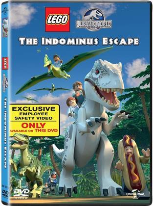 LEGO Jurassic World - La fuga di Idominus (2016)