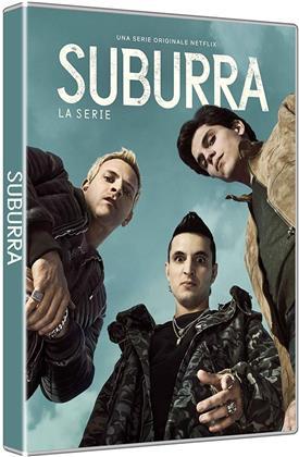 Suburra - La Serie - Stagione 1 (3 DVD)