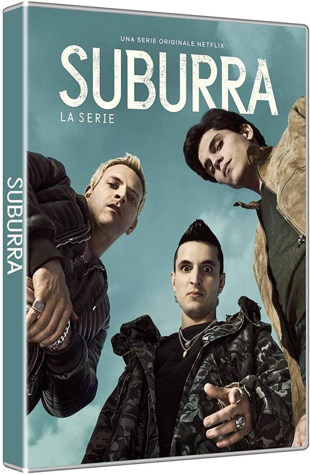 Suburra - La Serie - Stagione 1 (3 DVDs)
