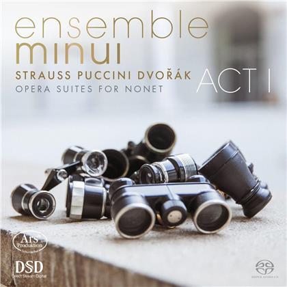 Ensemble Minui - ACT I - Opera Suites for Nonet (Hybrid SACD)