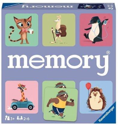 Happy Animals memory®