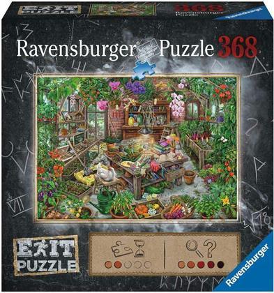 Im Gewächshaus - Exit Puzzle 368 Teile