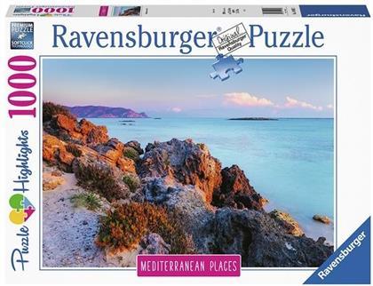 Mediterranean Greece - 1000 Piece Puzzle
