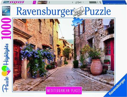 Mediterranean France - 1000 Piece Puzzle