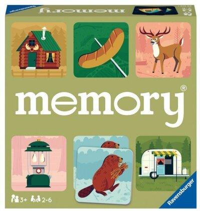 Camping Adventures memory®