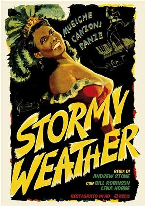 Stormy Weather (1943) (Cineclub Classico, restaurato in HD, s/w, Neuauflage)