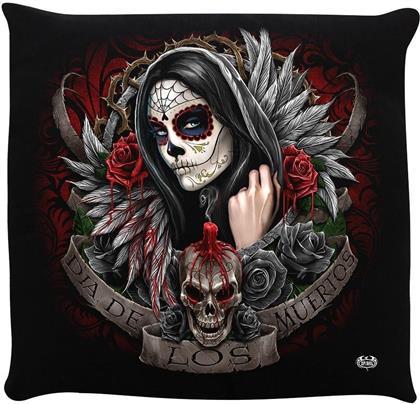 Spiral - Muertos Dias - Cushion