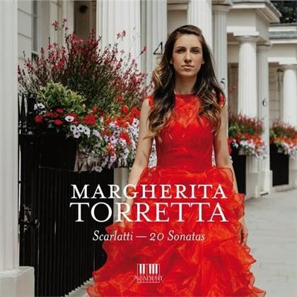 Domenico Scarlatti (1685-1757) & Margherita Torretta - 20 Sonatas (2 CDs)