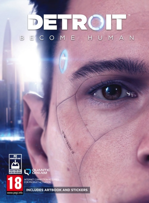 Detroit Become Human - (Code in a Box)