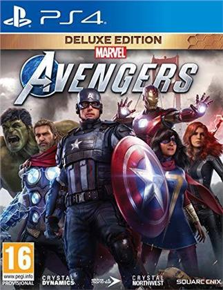 Marvel's Avengers - Deluxe Edition [PS4/Upgrade to PS5] (Édition Deluxe)