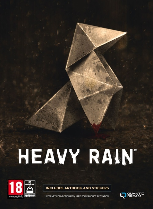 Heavy Rain - (Code in a Box)