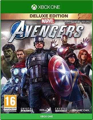 Marvel's Avengers (Édition Deluxe)