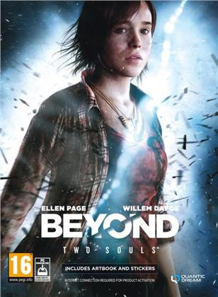 Beyond Two Souls - (Code in a Box)