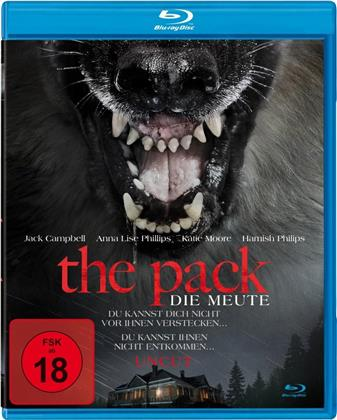 The Pack - Die Meute (2015) (Uncut)