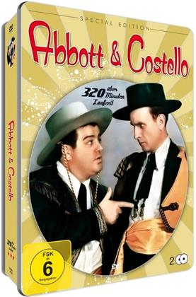 Abbott & Costello (Metallbox, Special Edition, 2 DVDs)