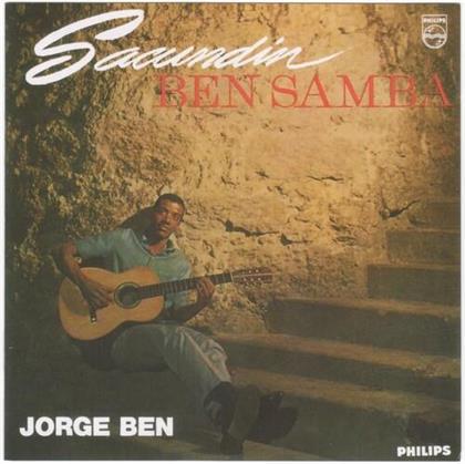 Jorge Ben - Sacundin Ben Samba (2020 Reissue, Polysom, LP)
