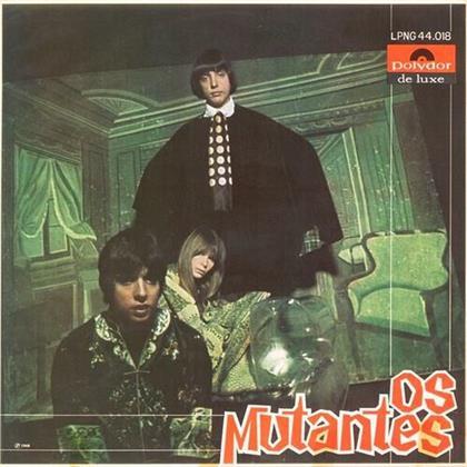 Os Mutantes - --- (2020 Reissue, Polysom, LP)