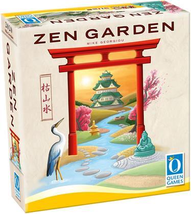 Zen Garden - ab 8 Jahren, 2-4 Spieler