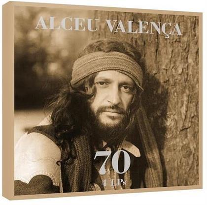 Alceu Valenca - 70 (Box, LP)