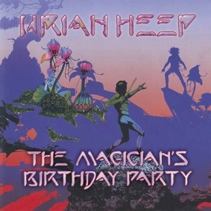 Uriah Heep - The Magicians Birthday Party (2 LPs)